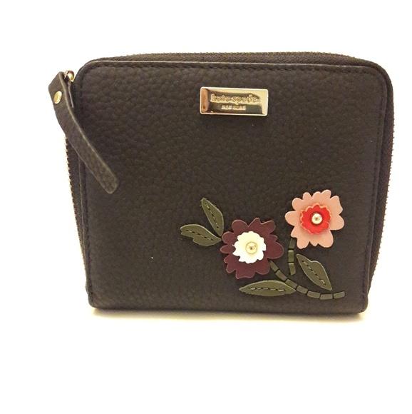 kate spade Handbags - 🎈🎈SALE🎈Kate Spade embroidered Laurel wallet